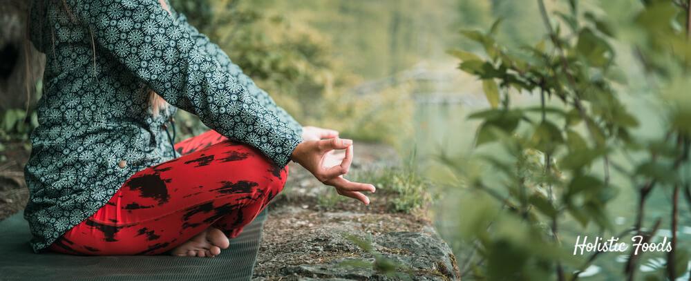 Doing Meditation - Kill Fatigue