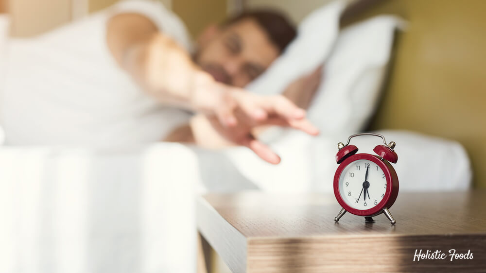 Sleep on time and wake up on time - fatique combat