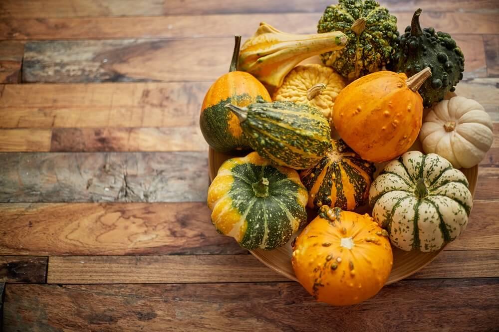 pumpkin variations