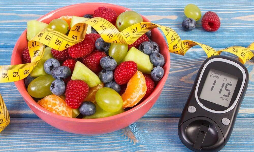 Sugar free fruits