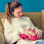 period bloating