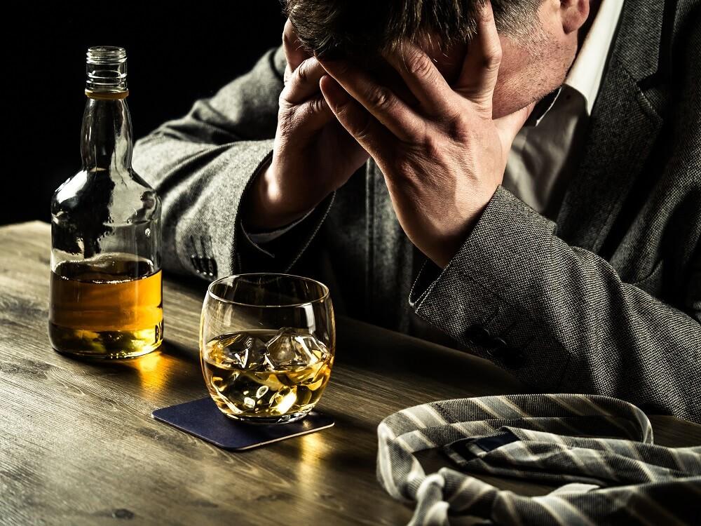 night sweat alcohol