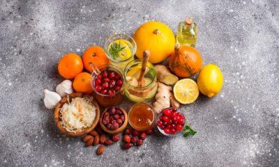 Immunity-boosting drinks